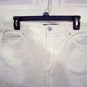 Gloria Vanderbilt Jeans, White, 12 Short